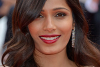 Celebrity Hair Spotlight: Freida Pinto